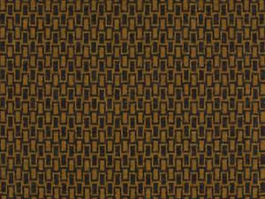 Abraham Moon 100/% Lambswool  Fabric Sloan square Ochre