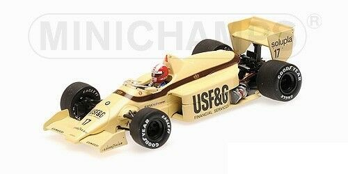 Arrows Bmw A8 Marc Surer 1986 Minichamps 1 43 400860017