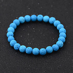 8MM-Natural-Lava-Stone-Beads-Healing-Reiki-Diffuser-Men-Women-Bracelets-Jewelry