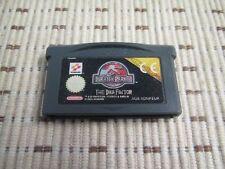 Jurassic Park The DNA Factor für GameBoy Advance SP und DS Lite