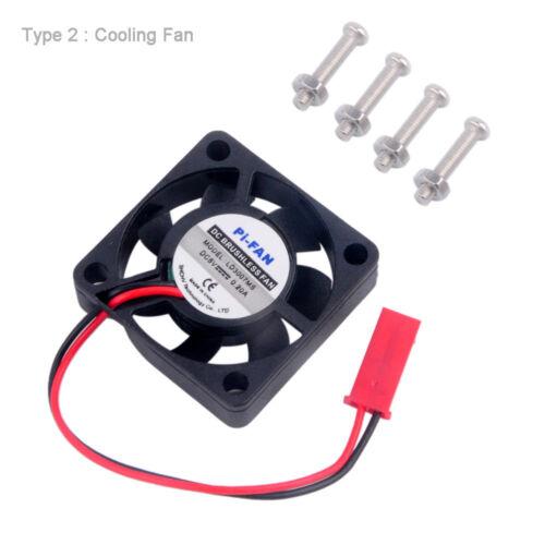 Screwdriver 3.0 for Raspberry Pi 3 2  B+ Cooling Fan Raspberry Pi Heatsink