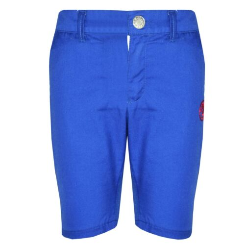 Boys Shorts Kids Chino Summer 100/% Cotton Shorts 4 Colours Size 3-13 Years New