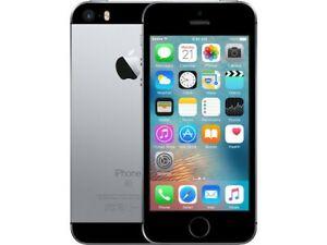 Apple iPhone SE - 16 Go - space gray gris (Désimlocké)