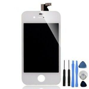 New-Replacement-LCD-Screen-And-Digitizer-Display-Assembly-For-iPhone-4S-in-White