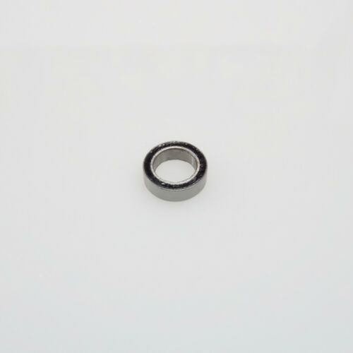 Radial Chrome Acier Miniature Roulement à billes 8 x 12 x 3.5 mm Silicone Joint Partcore M