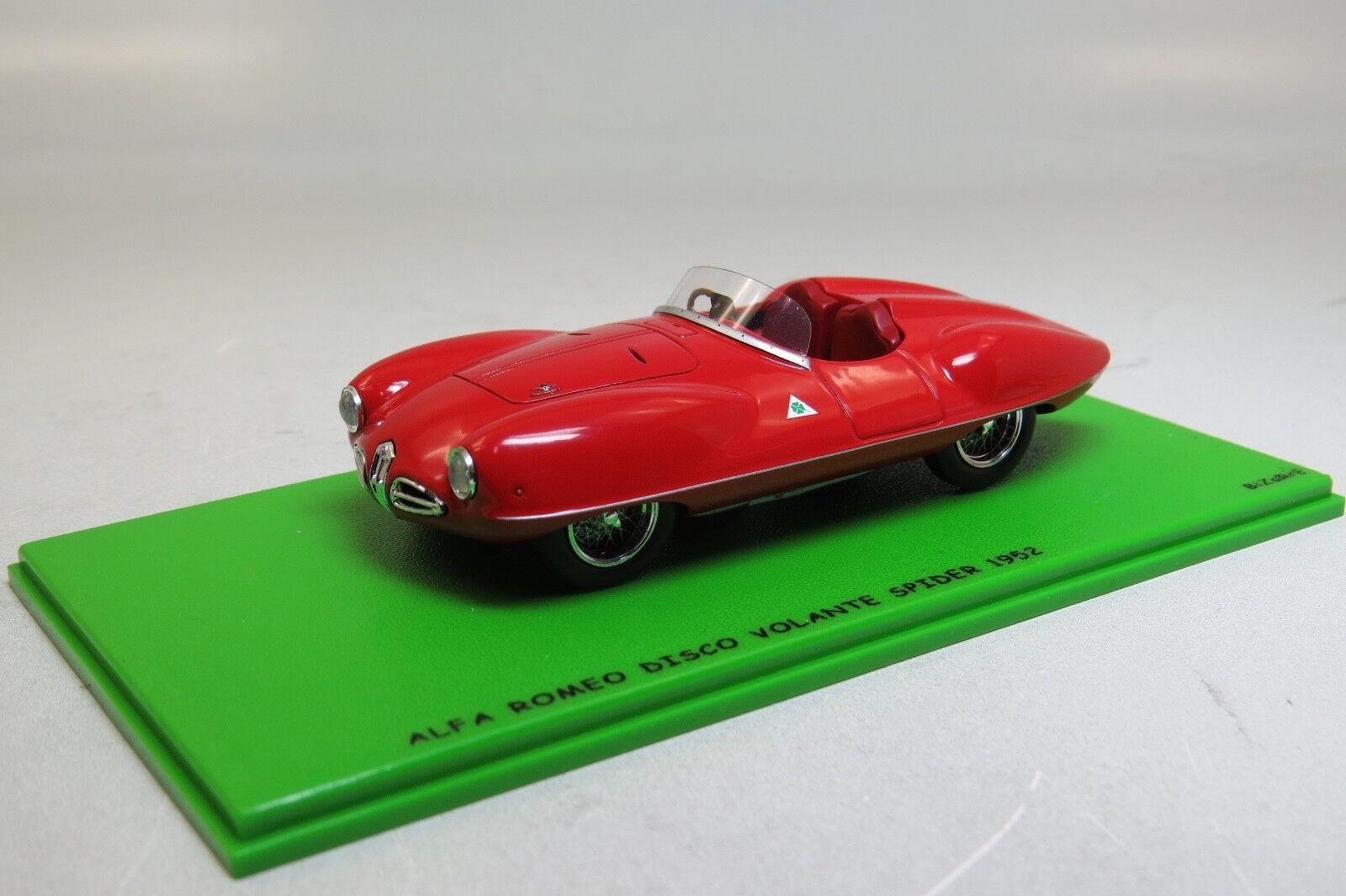 Alfa romeo disco volante spider 1952 von bizarren bz251 funke