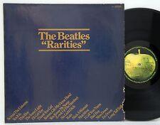 Beatles          Rarities          Apple         NM  # P