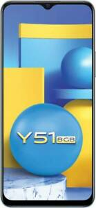 "New Vivo Y51 (RAM 8GB, 128GB)  6.58"" 48+8+2MP Camera Dual SIM GoogleplayPhone"
