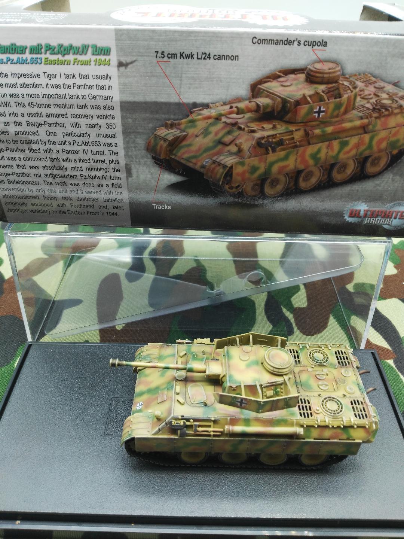 hermoso Dragon Armor 1 72 Bergepanther tank Cochero Armato Cocheros Cocheros Cocheros tanque  envío rápido en todo el mundo