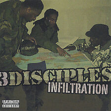 3 Disciples Infiltration CD
