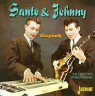 Sleepwalk by Santo & Johnny (CD, Apr-2011, Jasmine Records)