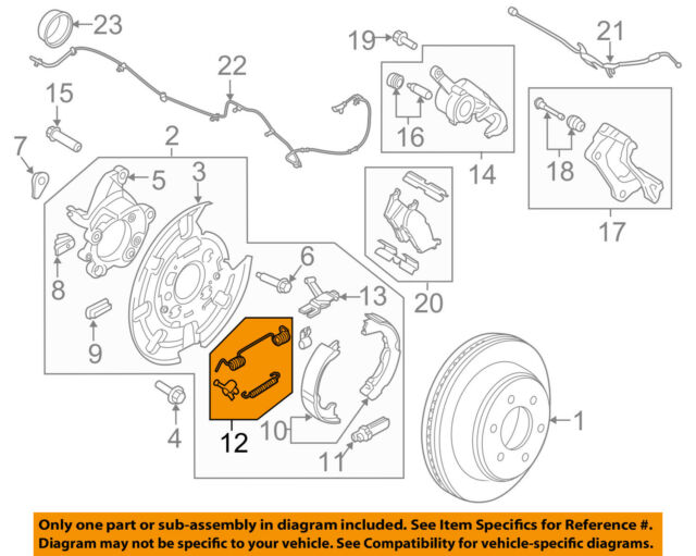 Ford CL3Z2069A PIN