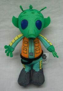 Star-Wars-CUTE-MINI-GREEDO-4-034-Plush-STUFFED-ANIMAL-Toy-Scenez-NEW