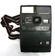 Vintage Kodak Camera Colorburst 250 Electronic Flash Instant Photos Not Tested