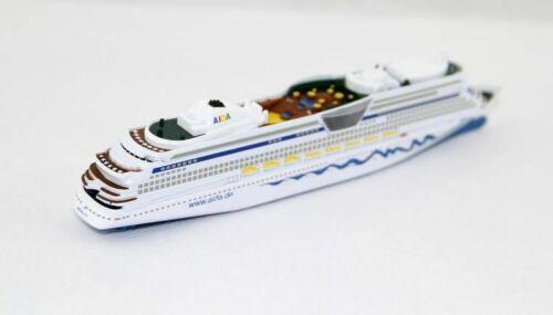 Siku 1:1400 Scale 1720 Kreuzfahrtschiff AIDA Luxury Cruise Ship Boat Collection