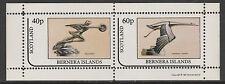 GB Locals - Bernera 3572 - 1981  CAR MASCOTS perf sheetlet of 2 unmounted mint