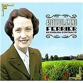 AN ENGLISH CONTRALTO, KATHLEEN FERRIER, Very Good