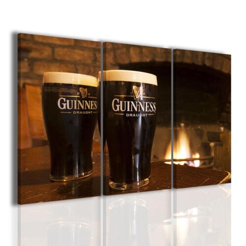 Quadri moderni su tela Beer VI quadro moderno birra arredamento bar ristorante
