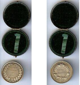 Medaille-de-table-BLOIS-comice-agricole-argent-22-gr-engrais-et-amendements