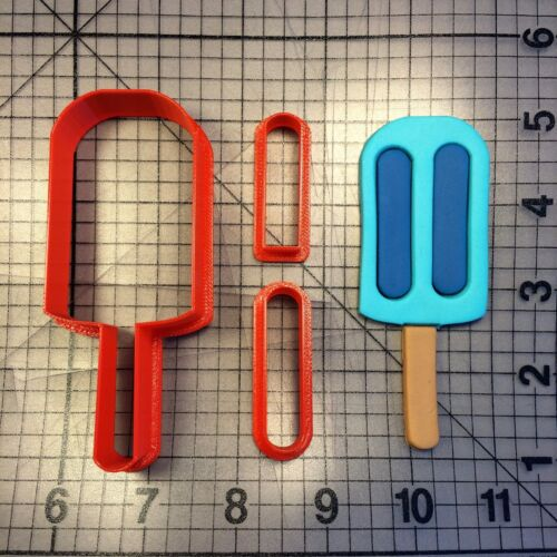 Popsicle 100 Cookie Cutter Set