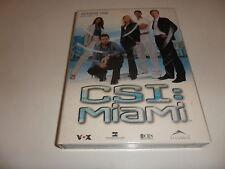 DVD  CSI: Miami - Season 1.1