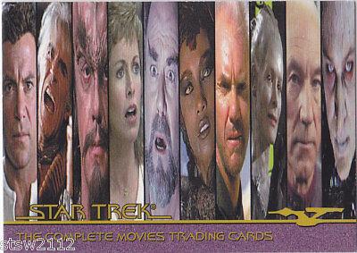 General Release P1 Promo Card Star Trek Beyond Movie Rittenhouse