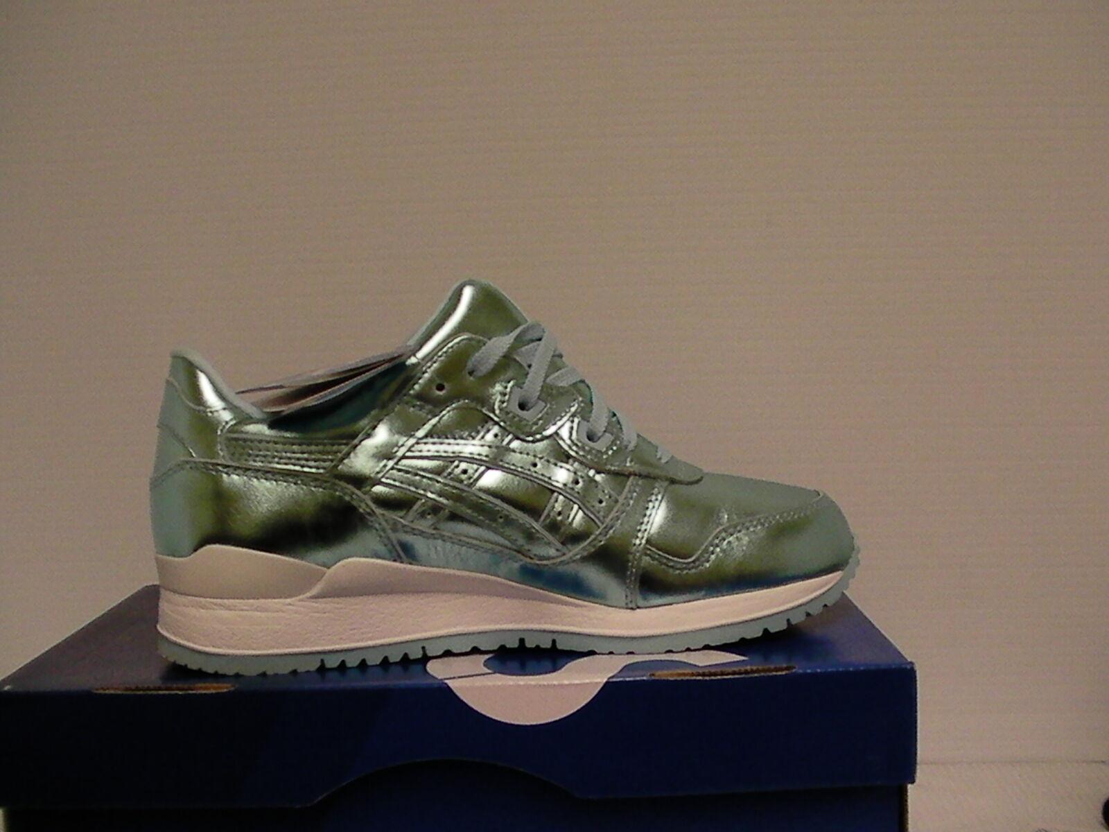 les les les chaussures de femmes gel bleu glacier lyte iii) nouvelles boîtes taille 7,5 a5a1b2