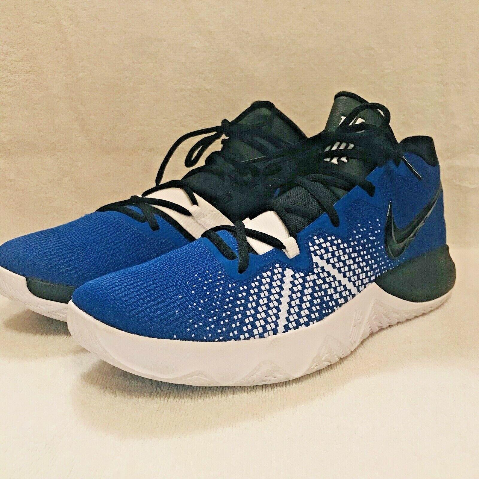 Nike Kyrie Flytrap blueee Black Men Basketball shoes Size 13 AA7071-400 (AA)