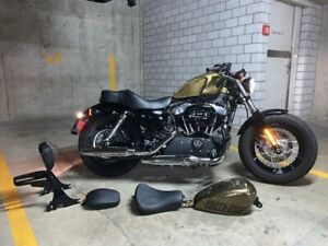 Harley-Davidson-XL1200X-Forty-Eight-48