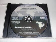 2003 2004 2005 2006 Cadillac ESCALADE North America Navigation DVD Map 22846887