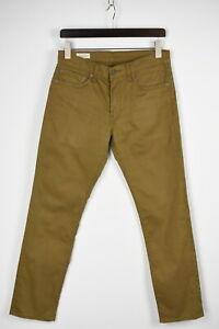 Levi-Strauss-amp-Co-511-Premium-Men-039-s-W31-L30-Extensible-Fermeture-Eclair-Pantalon-27563-JS