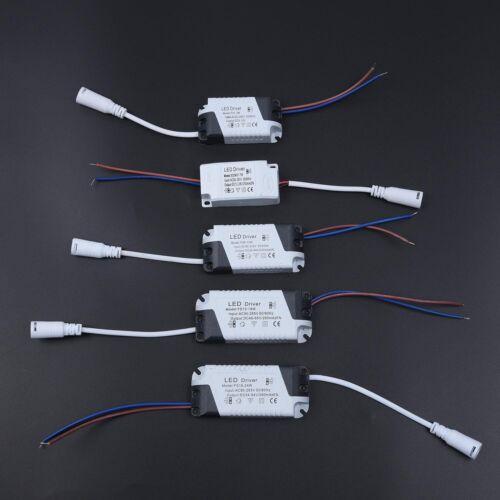 AC 90~265V 3-24W LED Trafo Transformator Driver Treiber Netzadapter Lampe Mini