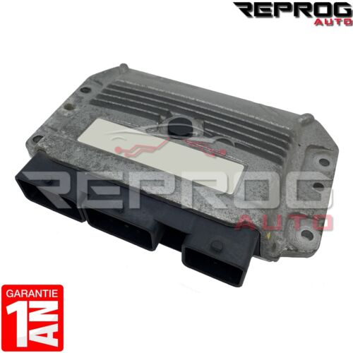 CALCULATEUR VIERGE S3000 RENAULT CLIO 3 8200504593 8200461733