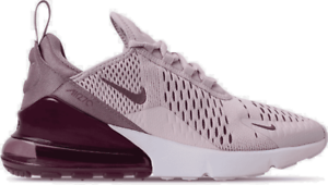 women's nike air max 270 casual shoes barely rose