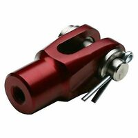 Honda Crf450x Crf 450x Billet Aluminum Anodized Rear Brake Clevis Red