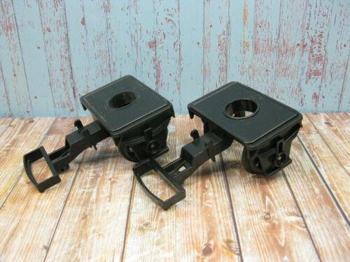 2 x Waggon Drehgestell /& Achse Federkupplung Playmobil Eisenbahn Ersatzteil #5