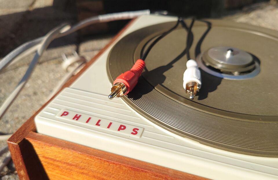 Pladespiller, Philips, AG 2657 /40
