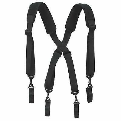 Heavy Duty Toolbelt Padded Suspenders Padded Suspension Rig Padded Rig Gear