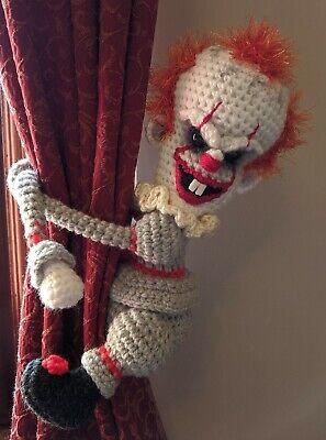 Amigurumi Clown Free Crochet Patterns | Crochet patterns amigurumi ... | 400x297