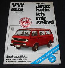 Reparaturanleitung VW Transporter Bulli Bus T 3 Transporter Benzin + Diesel!