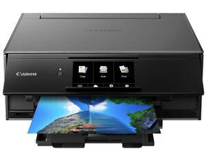 Canon PIXMA TS9120 Wireless Inkjet All-in-One Printer, Scan, Copy - ERROR CODE