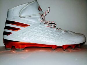 separation shoes da065 a6a34 Image is loading New-Adidas-Freak-x-Carbon-High-Mens-Football-