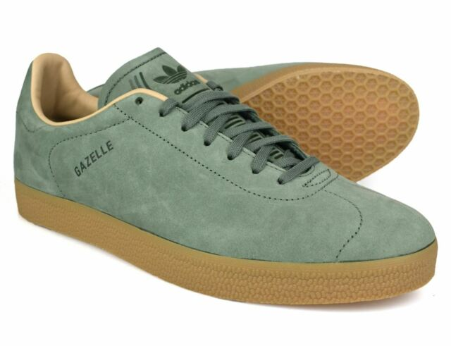 site réputé 0256b cc734 Adidas Originals Green Gazelle Decon Trainers CG3705 Free UK P&P!