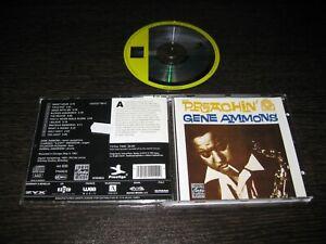 Gene Ammons CD Preachin'