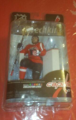 Alex Ovechkin McFarlane NHL 26 Capitals de Washington Gratuit Livraison Rapide