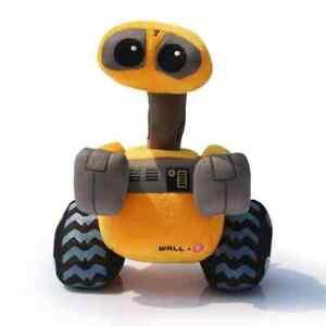 Wall-E Peluche Pixax Disney 28cm