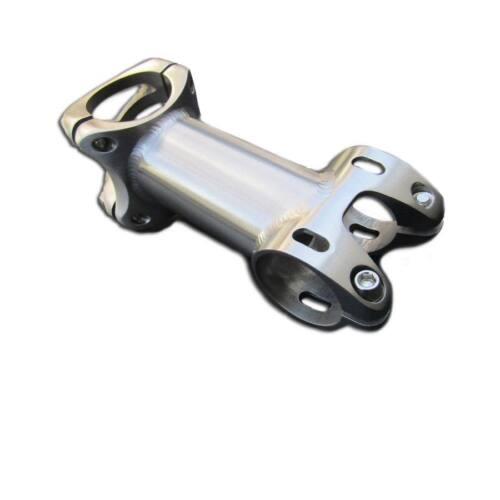 50-120mm Intergrated Titanium Bike Stem 28.6 Steerer tube 31.8 Handlebar Clamp