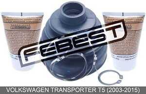 Boot-Inner-Cv-Joint-Kit-98-5X97X29-For-Volkswagen-Transporter-T5-2003-2015