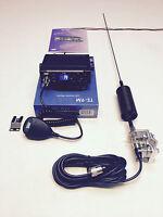 CB Radio Starter Pack Kit TeamTS-9M+ Mini Springer CB Antenna & 4 bolt bar kit