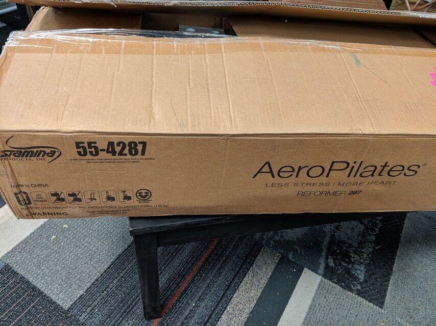 Stamina AeroPilates Reformer 287 model 55-4287